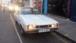 1977 Ford Capri 1.6L