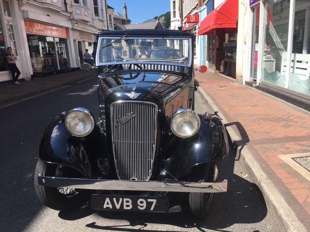 1935 Austin 10 Cabriolet