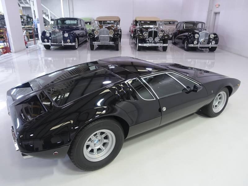 1969 DETOMASO Mangusta For Sale