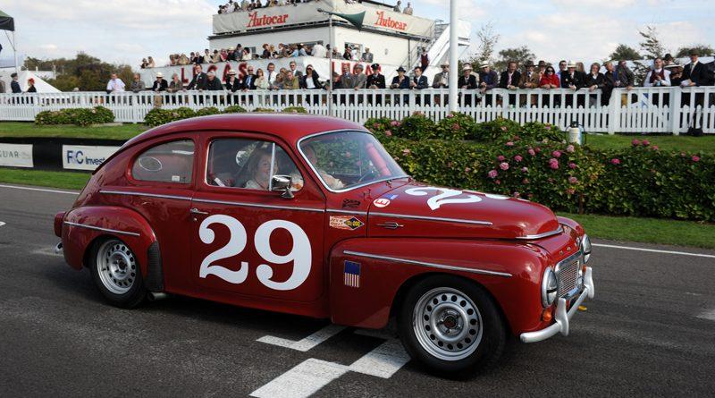 For Sale: This Pristine 1958 Volvo PV544 Historic Race Car