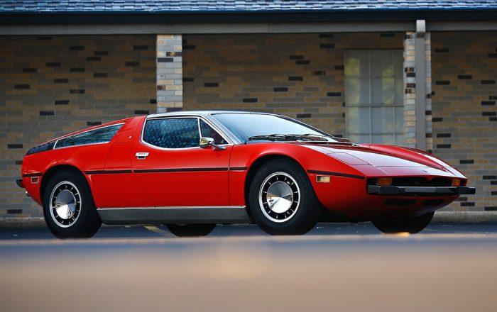 1971→1978 Maserati Bora