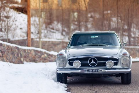 Mercedes-Benz Mechanic Preserves History in Arizona •  Petrolicious