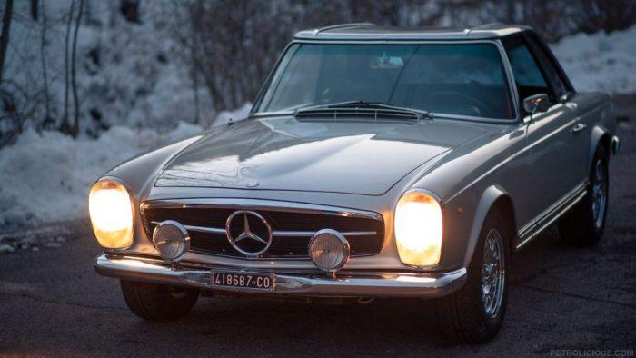 Mercedes-Benz Mechanic Preserves History in Arizona •  Petrolicious