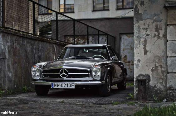 Mercedes W113 250 SL Pagoda 1967