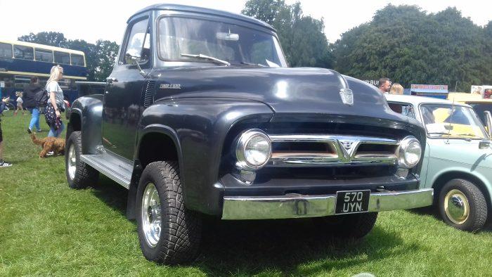 1955 Chevrolet Task Force