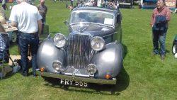 1940 SS Jaguar Drophead Coupe