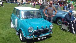 1958 (?) Mini Cooper
