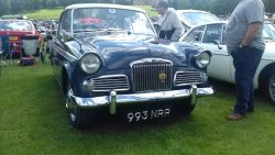 1960 Sunbeam Rapier 11