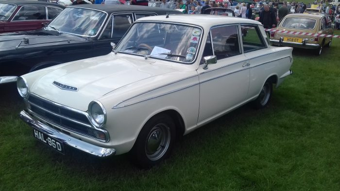 1966 Ford Cortina MK1 Super
