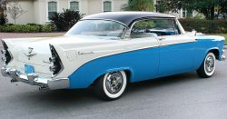 1956 Dodge Coronet – 2 door Lancer