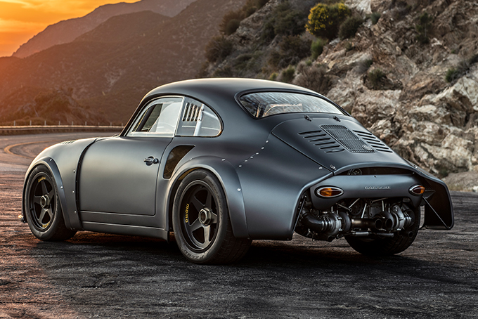 1960 Porsche 356 RSR Coupe By Emory Design