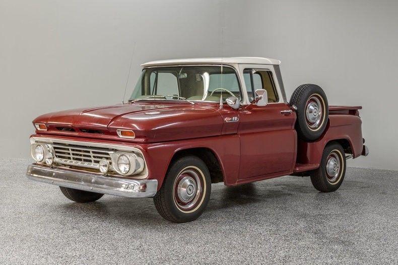 1962 Chevrolet C 10 pickup