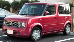 1998  Nissan Cube
