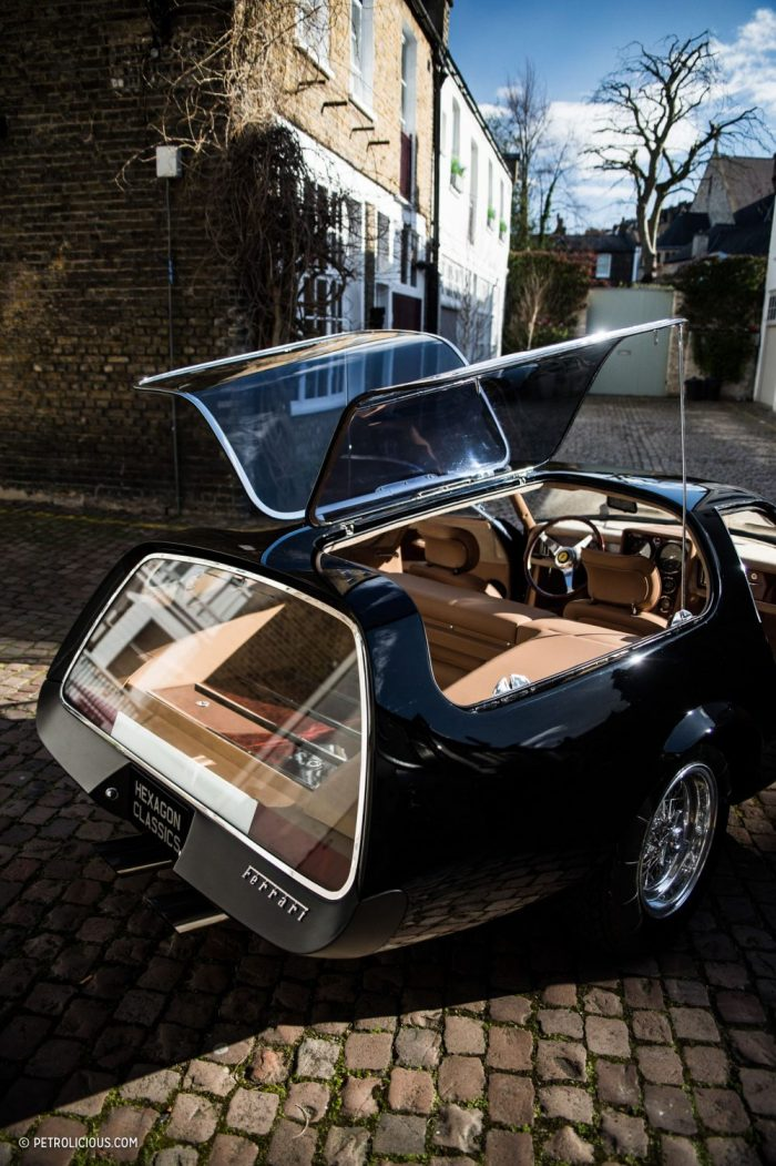 This Is The Most Insane Ferrari Shooting Brake In The World •  Petrolicious