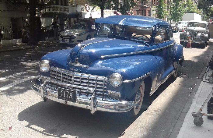 1946 Dodge 2-door sedan