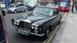 1977 Bentley Corniche