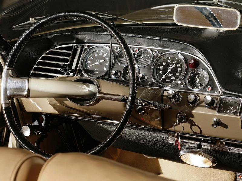 1961 Citroën DS 19 Palm Beach Décapotable by Henri Chapron