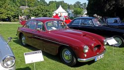 Bristol 405 Four-door Saloon 1955-58