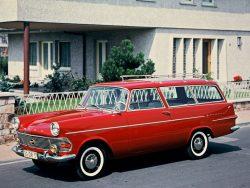 1960-1963 Opel Rekord