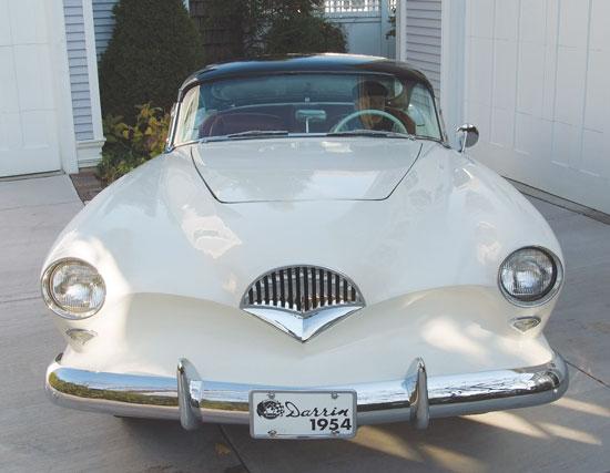 1954 Kaiser Darrin – Old Cars Weekly