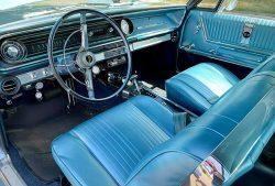 1965 Chevy Impala SS interior