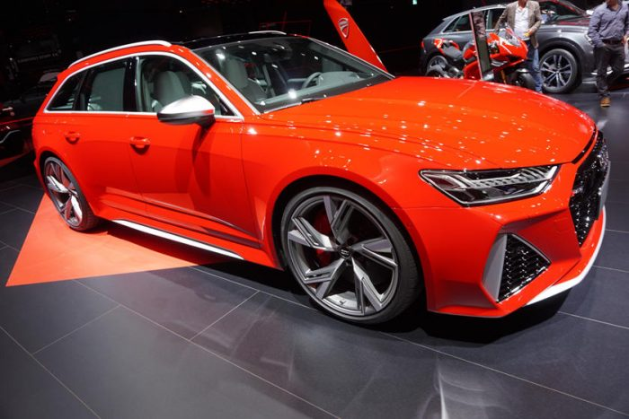 2019 Audi RS6 Avant Looks Even Better Than We Expected   CarBuzz