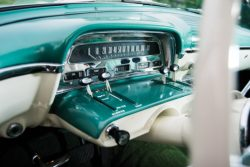 1954 Mercury Monterey dashboard