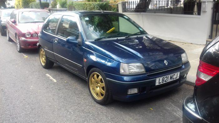 1995 Renault Clio Williams