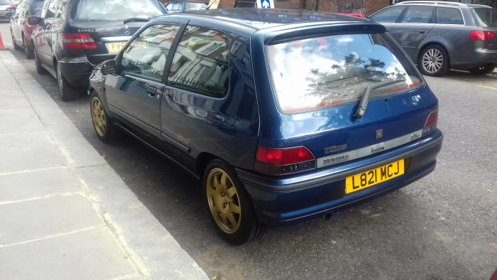 1995 Renault Clio Williams