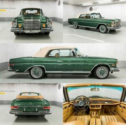 1971 Mercedes 280 SE convertible | Jennifer Rodgers's Blog