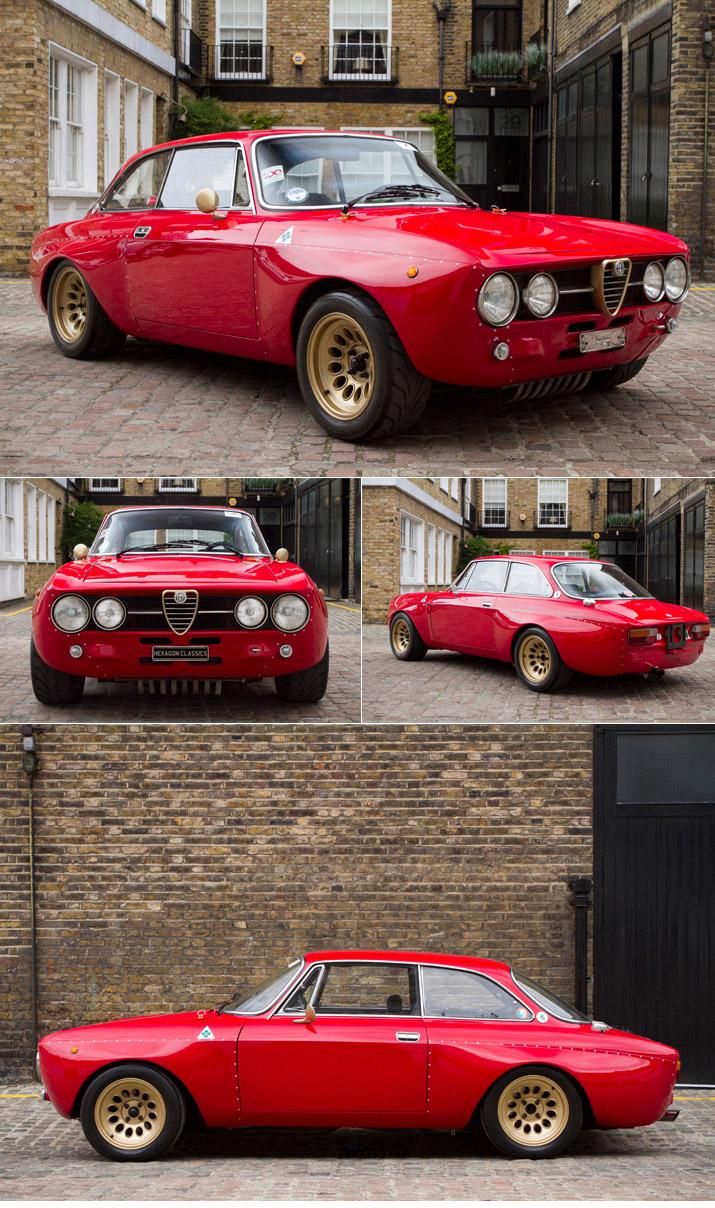 1972 Alfa Romeo GTAm Evocazione