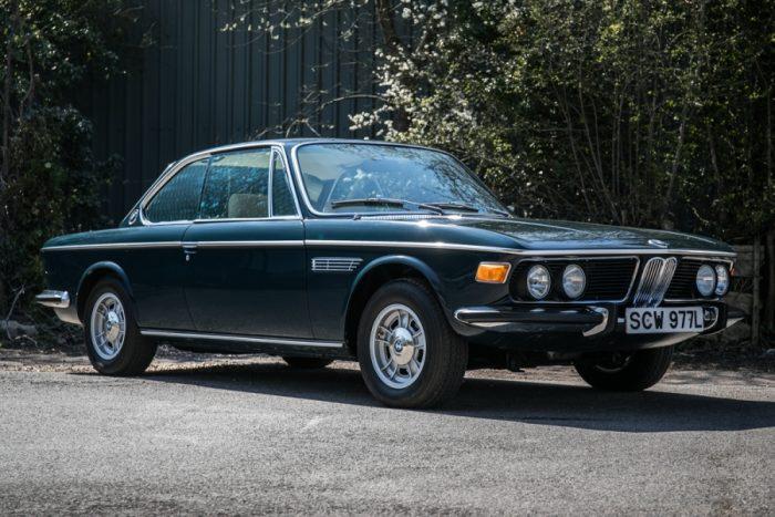 1973 BMW 3.0 CSi –         Silverstone Auctions