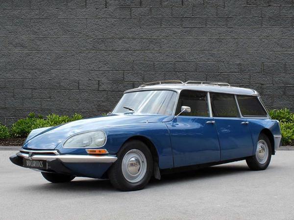 1968 DS Safari