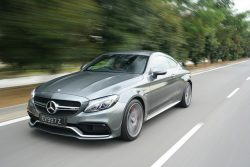 2017 Mercedes AMG c 63 s coupe