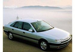 Renault Safrane  2.5 TD RN 1993-1996
