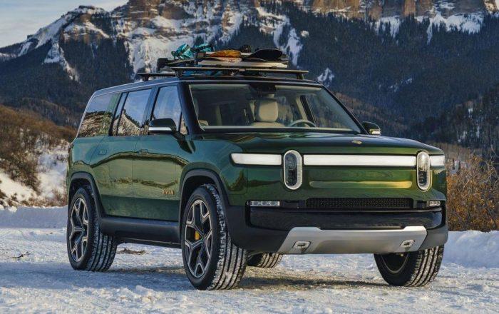2020 Rivian R1S Electric SUV