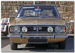 1970 Ford Cortina 1600E