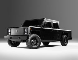 2019 BOLLINGER B2 Electric truck