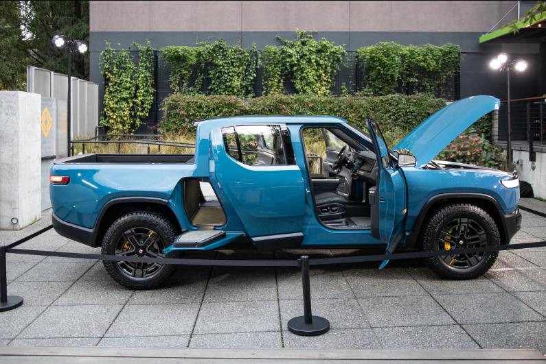 2020 Rivian R1T? Electric truck