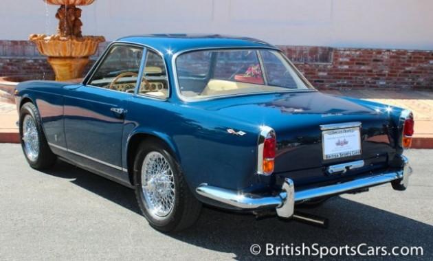 1961 Triumph Italia 2000 GT