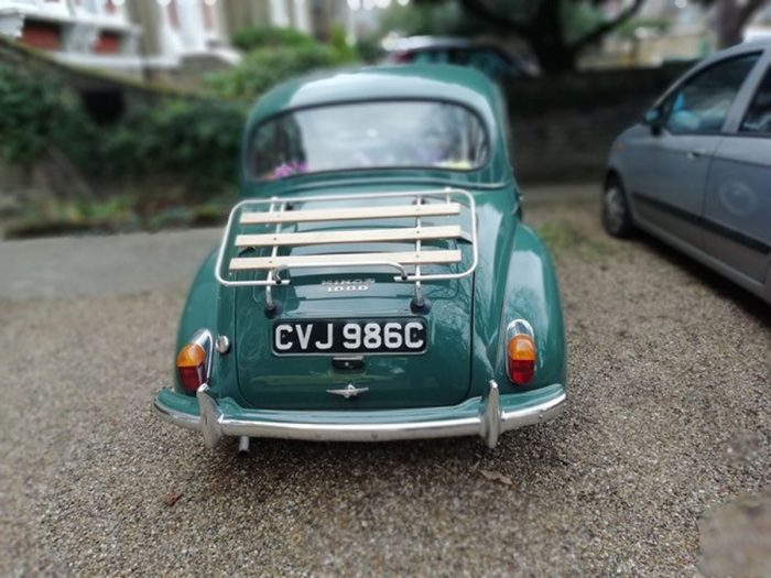 1965 Morris Minor 1100 – For Sale At Auction