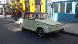 """1975 VW """"Thing"""""""