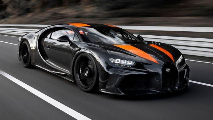 304mph Bugatti Chiron Super Sport