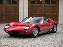 1966 Lamborghini Miura