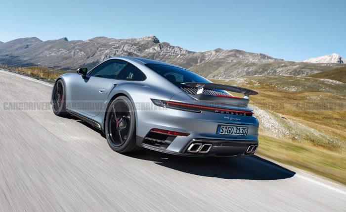 2020 Porsche 911 Turbo S 992 Generation