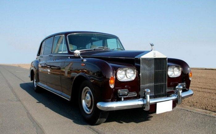 1976 Rolls Royce Phantom VI