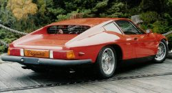 1969/1983 Pegaso American Twin Turbo – The Dream Of Designing And Building A Special Car
