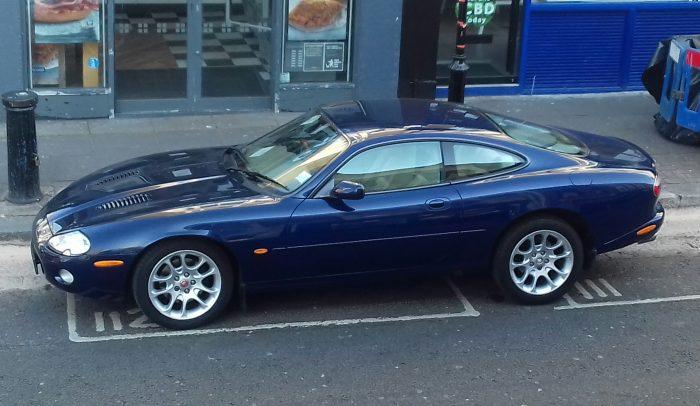 1998 Jaguar XK8 Coupe