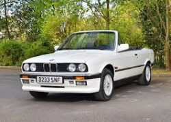 1985 BMW 325i Convetible