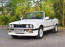 1985 BMW 325i Convetible